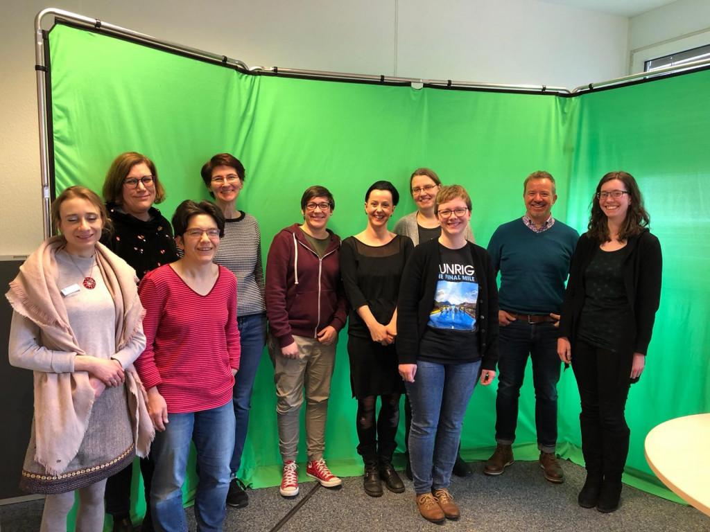 Kick-off für eine AG Nachhaltigkeit in Düsseldorf