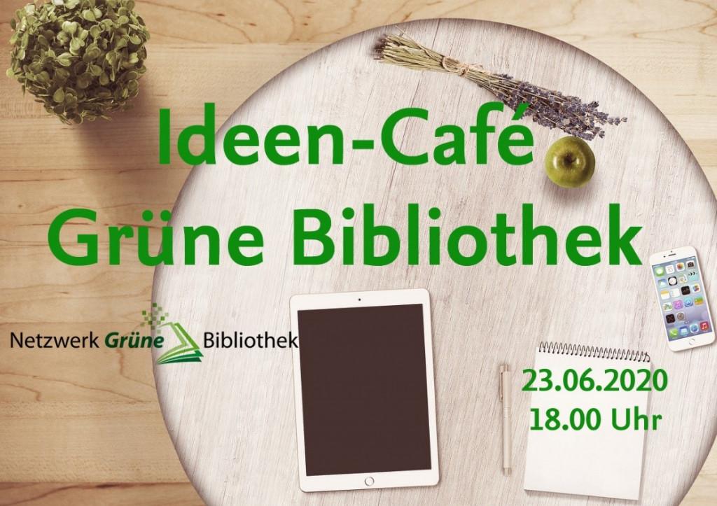 Erstes Online-Ideen-Café
